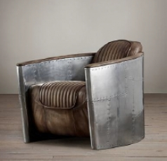 Aviator Club Armchair