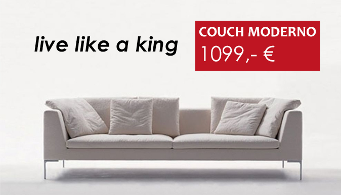 Couch Moderno